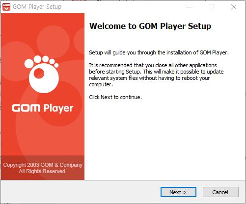 How to install player on the computer