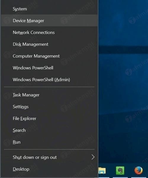 Reinstall the wifi driver on Windows 10 2
