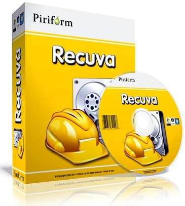 The recuva device must not be damaged
