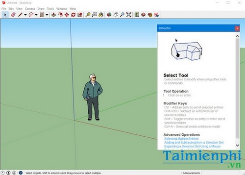 How to set up sketchup on your computer