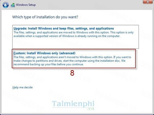 how to install windows 10 online