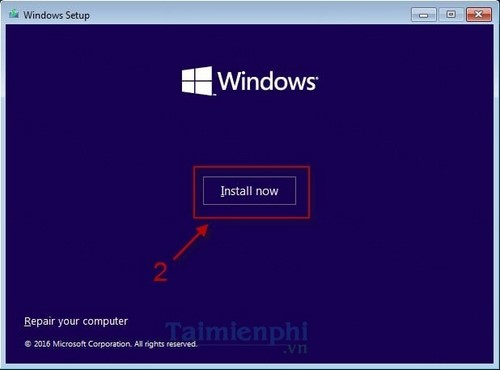 How to install Windows 10 from Windows