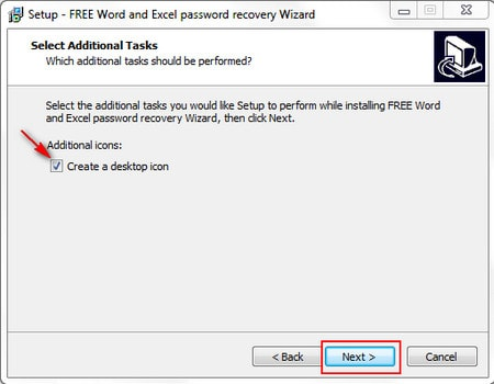 Install word and excel password recovery wizard