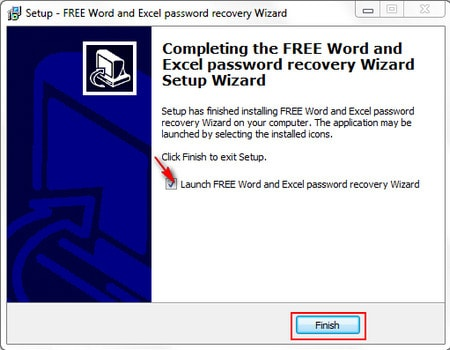 How to install word and excel password recovery wizard