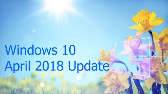 Install Windows 10 April 2018 update system requirements 3