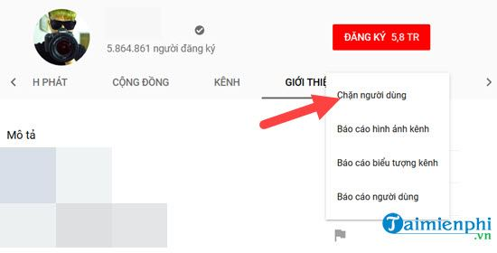 Chan kenh has no content on youtube 6