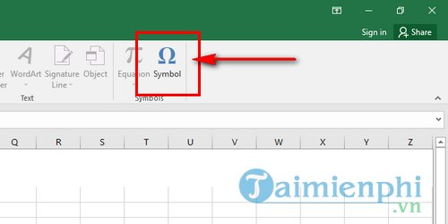 Special instructions in excel 2013