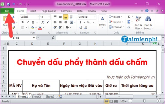 how to turn a scratch bar in excel