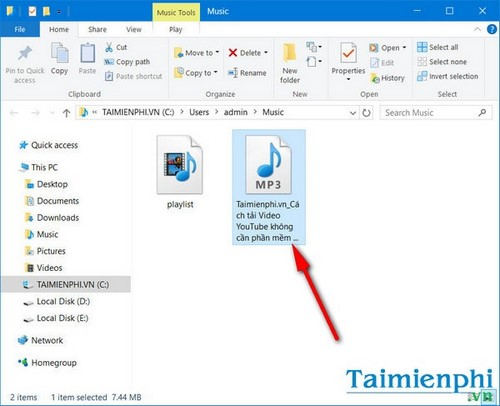 how to convert video to mp3 by mem
