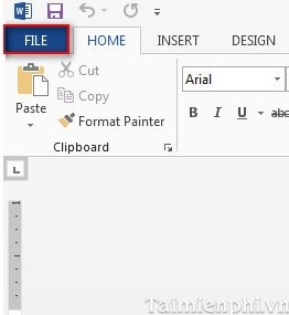 convert word to pdf in office 2013