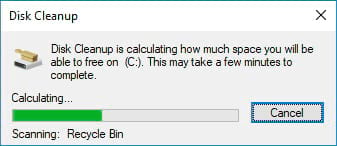 Yes, please clean windows update cleanup 4
