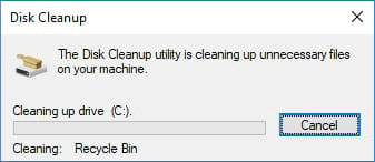 Yes, please clean windows update cleanup 8