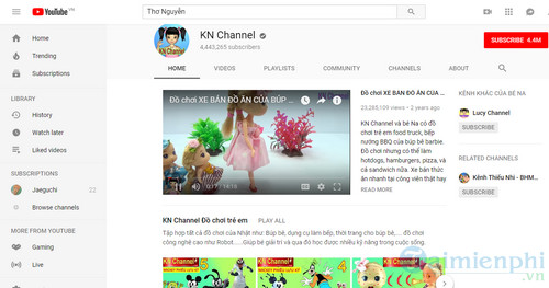 YouTube Channel List for Youngest Children 5
