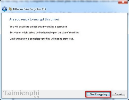I created the password for Windows 7