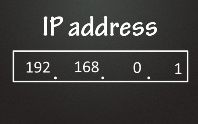 address 192 168 0 1 what is 2