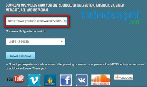 Download mp3 music from youtube without using the mem
