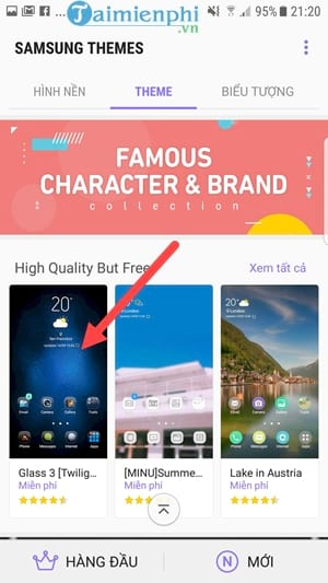 change galaxy s8 s8 plus interface instead of samsung 4 theme