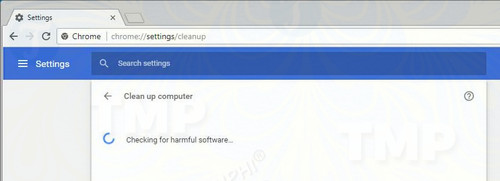unwanted software installation chrome settings cleanup 3