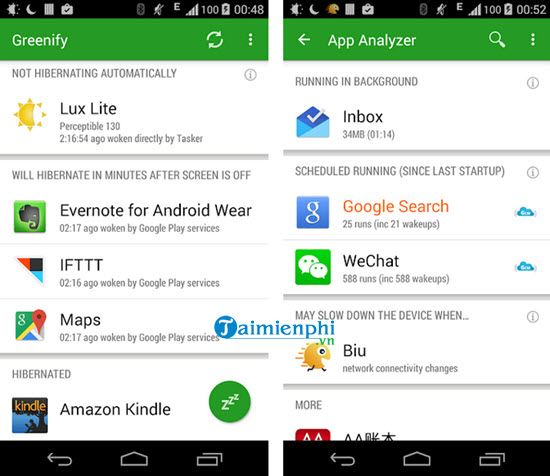 Use it to run Android apps without any problems 6