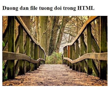 file path in html 7