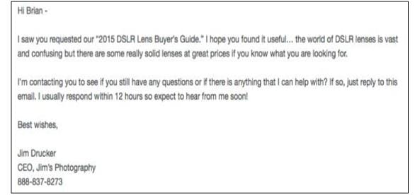 email html and plain text in email marketing 2