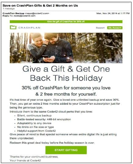 email newsletter in email marketing 2