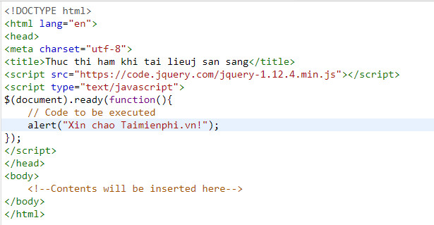 jevery event in jquery