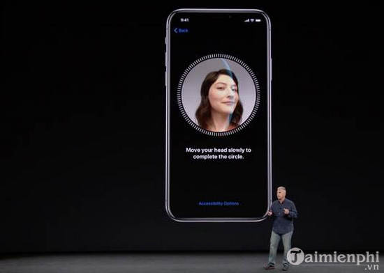 I understand the face id