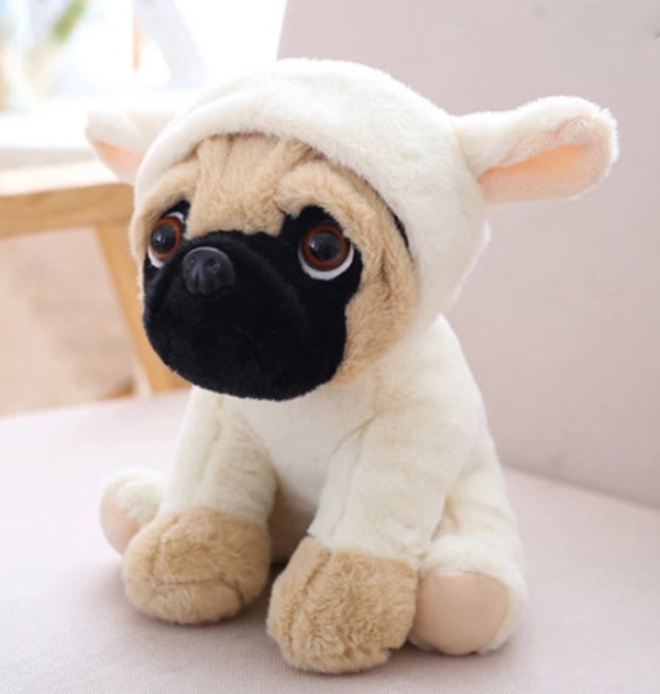 Pictures of cute gauze puppies