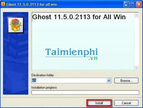 ghost win xp doesn't need a cd boot