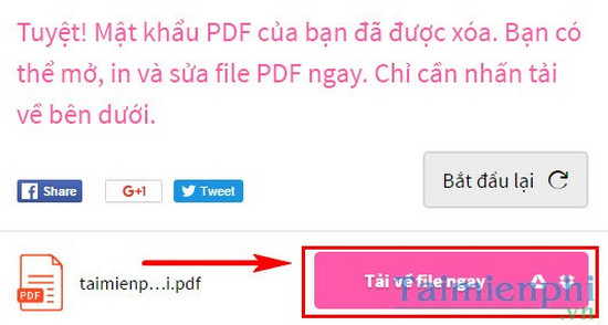 go to pdf format