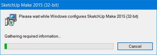 how to go sketchup on a computer