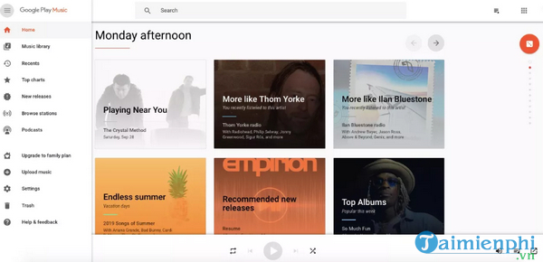 google music and spotify better music services