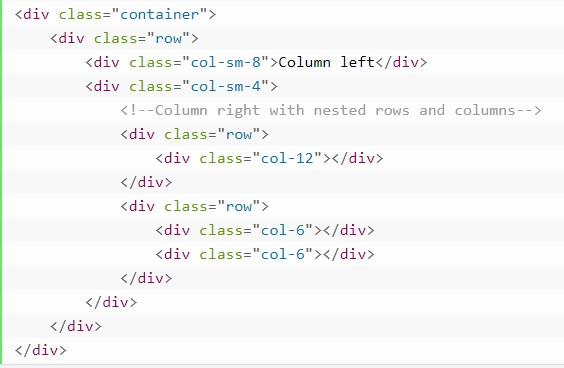 grid system in bootstrap 11
