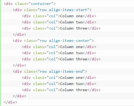 grid system in bootstrap 13