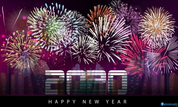 happy new year 2020 beautiful picture 3