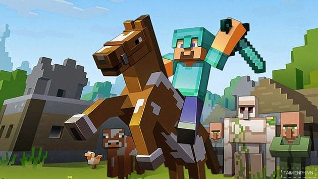 Minecraft wallpapers hd 17