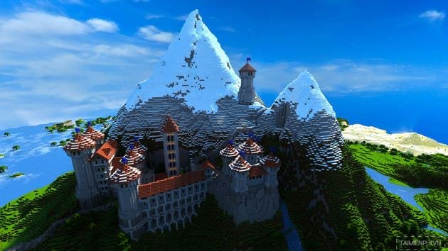 Minecraft wallpapers hd 4
