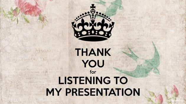 Powerpoint wallpaper thank you thank you for finishing slide 18