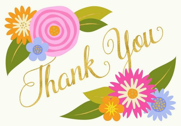 Powerpoint wallpaper thank you thank you for finishing slide 10