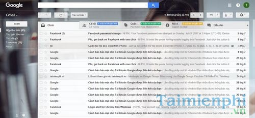 How to remove gmail from email address in gmail 3