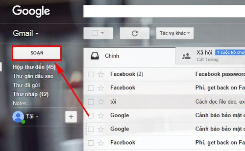 How to remove gmail from email address in gmail 4