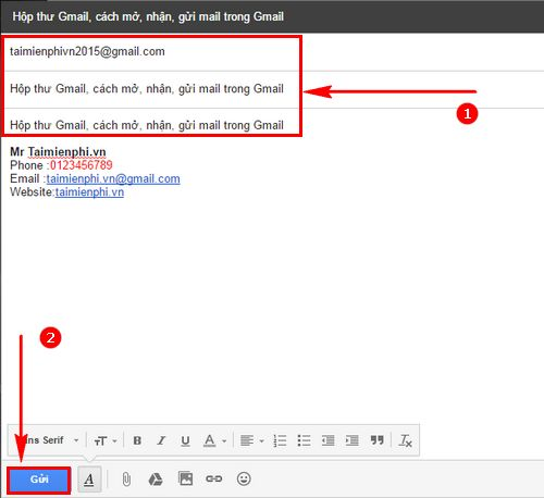 How to remove gmail from email address in gmail 5