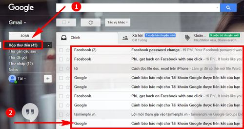 How to remove gmail from email address in gmail 6