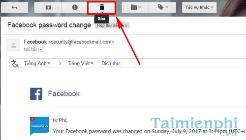 How to remove gmail from email address in gmail 9