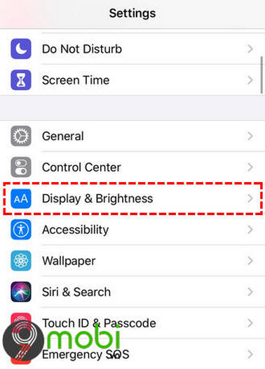 How to enable my personal screen for gmail on android ios 5