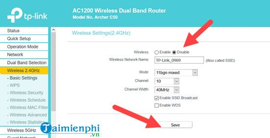 how to safely fix wi fi 2 4ghz 4