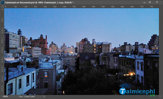 how to change image to photoshop 8