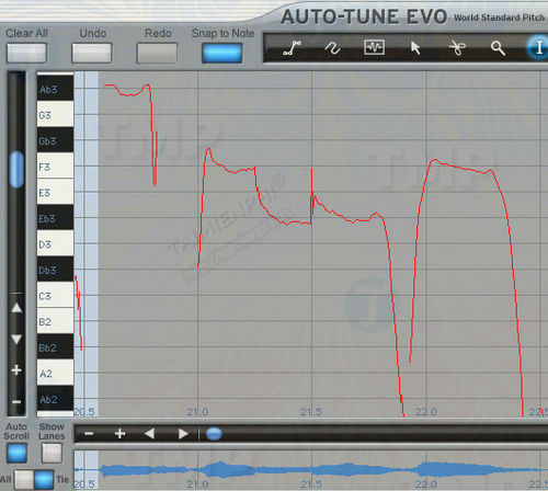 How to use auto tune to fix the hat or firmware 2