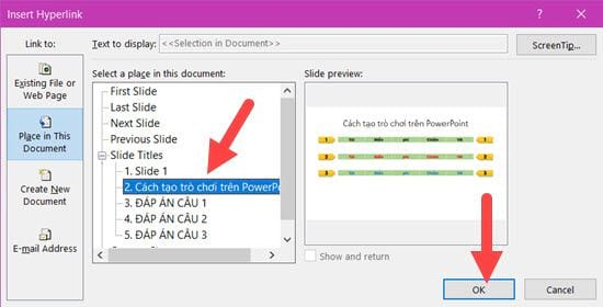 how to create games in powerpoint 23